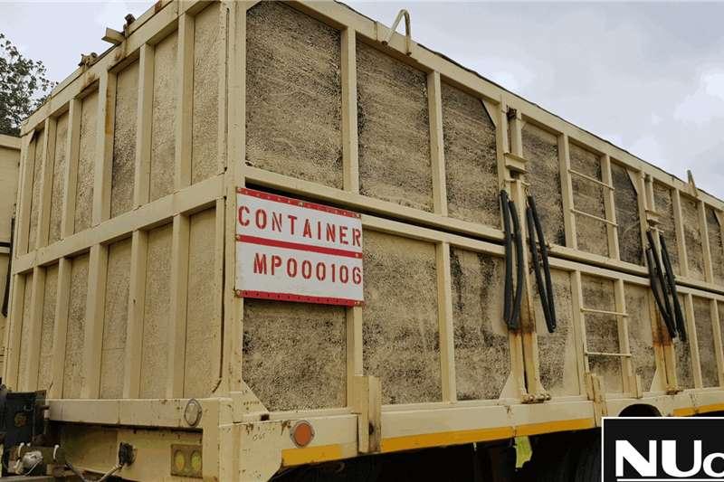 Livestock handling equipment WILDLIFE CRATE
