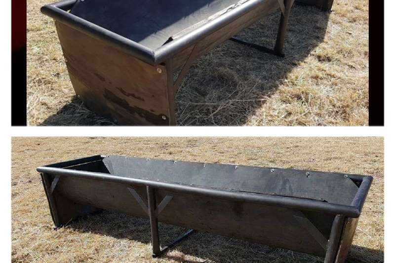Livestock Livestock feed Best quality feeding troughs at the lowest prices
