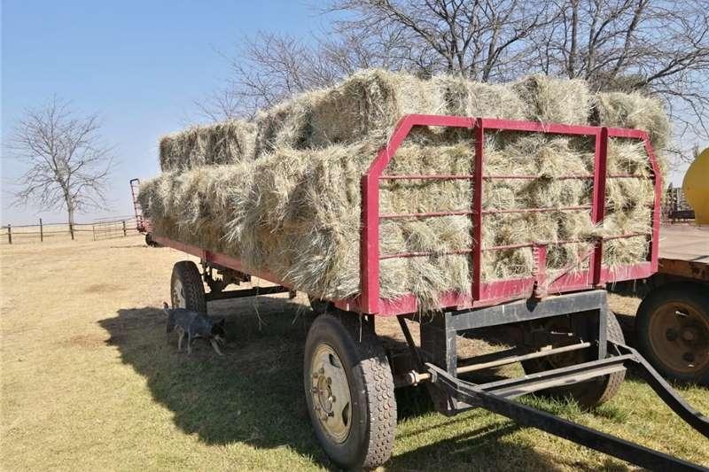 Livestock feed Eragrostis bales Livestock