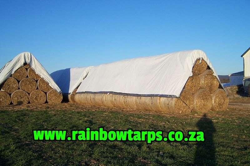 Livestock feed Feed covers/ Voer Seile Livestock