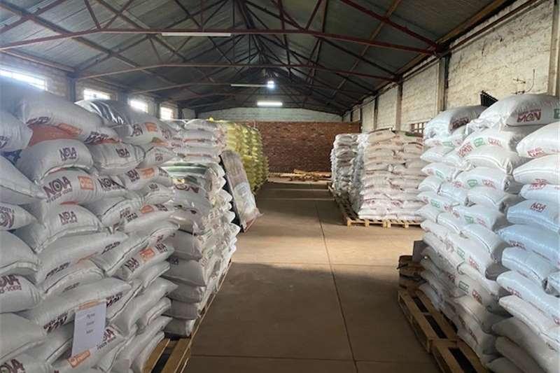 Livestock feed Feed Depot of Nova and Afgri Livestock