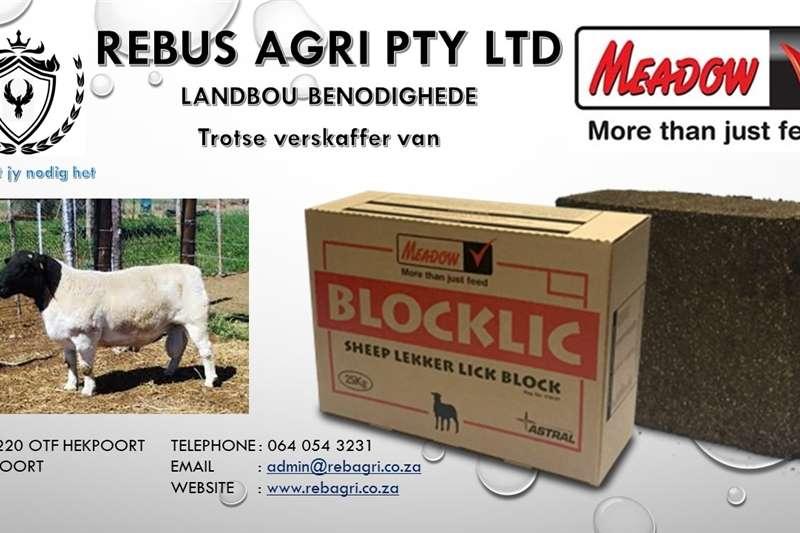 Livestock feed Rebus Agri Livestock