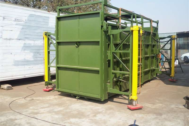 Other livestock Wild Game Moving Container Livestock