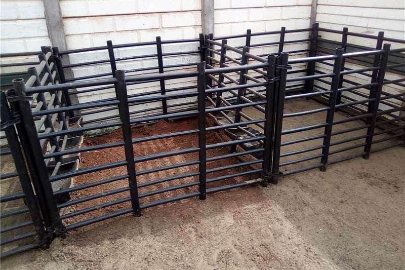 Livestock Sheep Plastiese Lamhokke