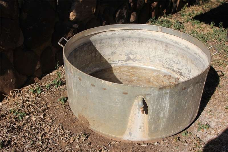 Watering systems Stainless Steel livestock drinking trough Livestock