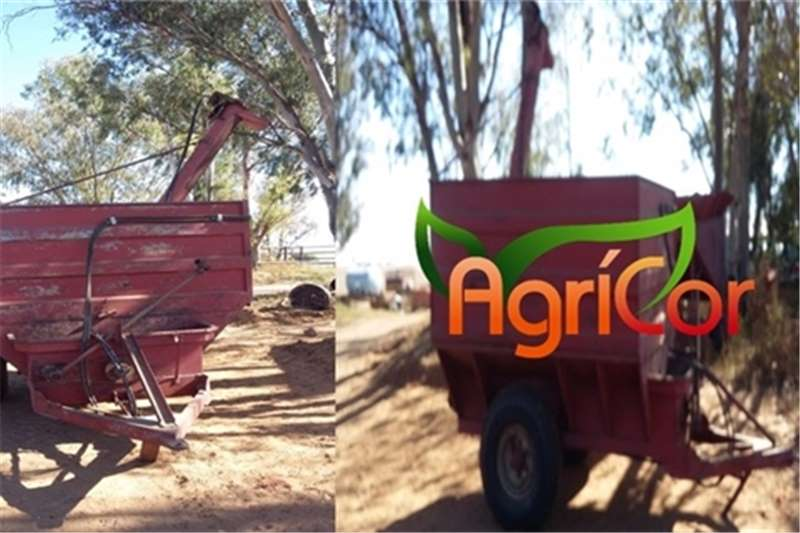 LM Agricultural trailers