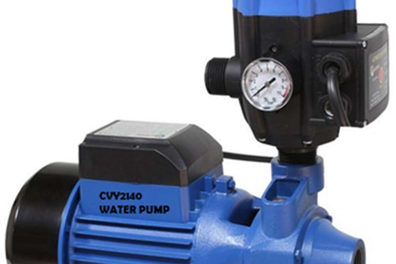 Machinery Construction CVY 2140 WATER PUMPS   0215160888/ GIANT ELECTRICA
