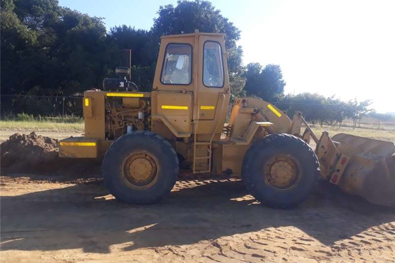 Machinery Construction Front Loader 920 CAT Pre Owned