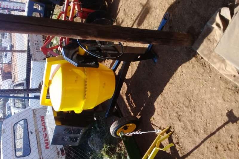 Machinery Construction Petrol Concrete Mixer