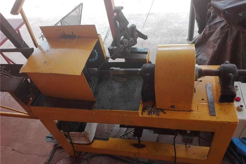 Machinery Farming Chain link fence machine