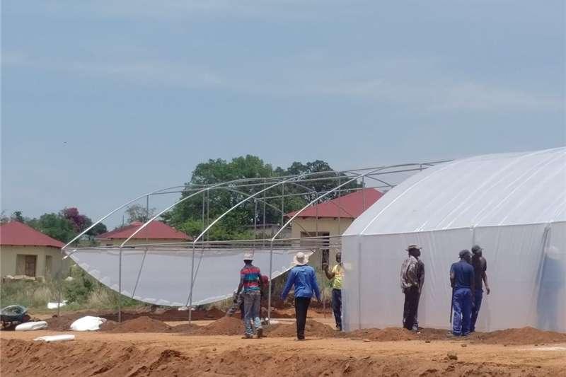 Machinery Farming Greenhouses