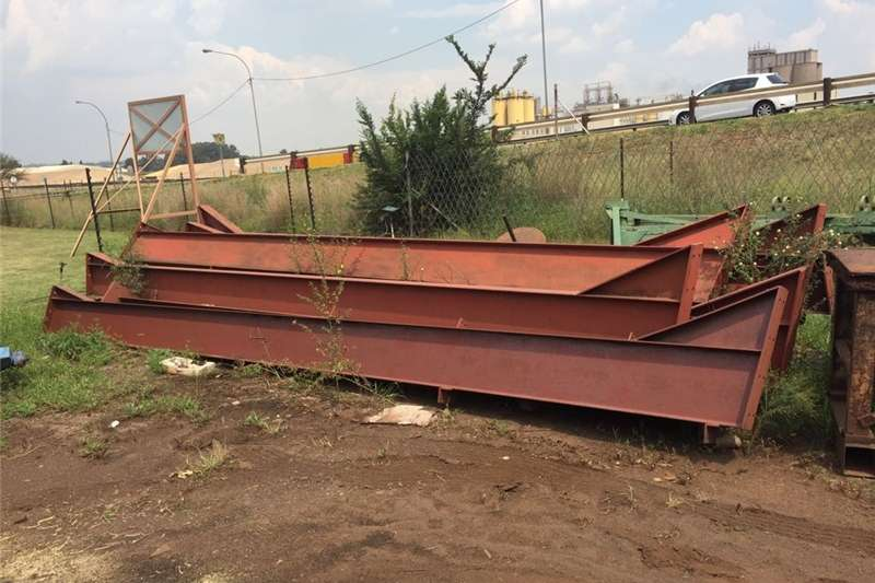 Machinery Farming Heavy duty Columns/Beams