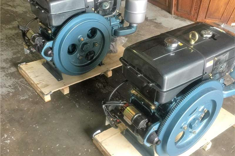 Farming horizontal type water cooled engines specils Machinery