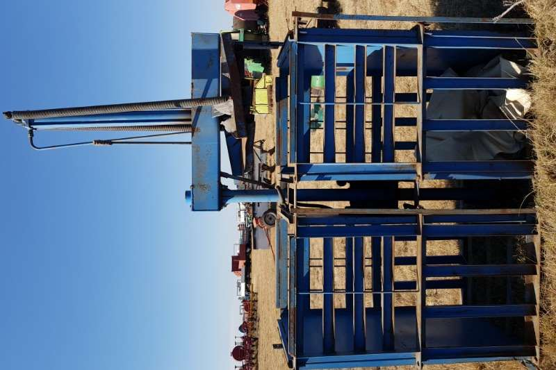 Machinery Farming Hydraulic wool press
