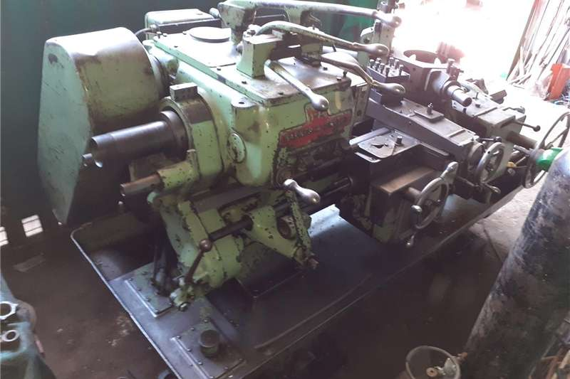 Machinery Farming Lathe Machine