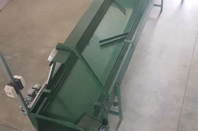Machinery Farming Macadamia sorting conveyor