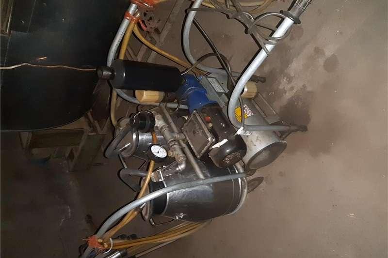 Machinery Farming milk machine for sale