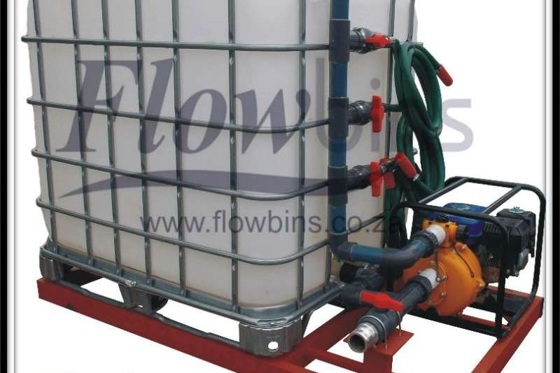 Machinery Farming NEW 1000L Fire Fighters / Water Bowsers   Multi Pu 2019