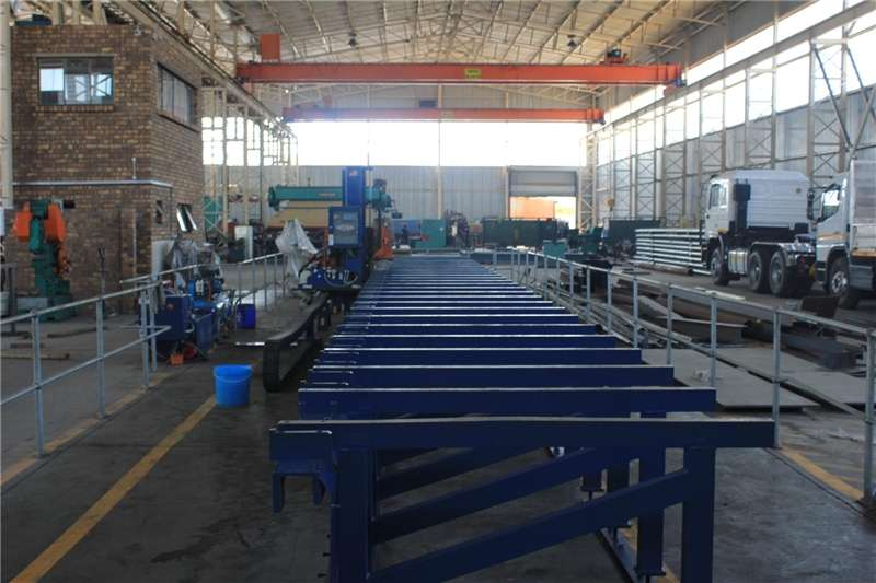 Machinery Farming Peddinghaus CNC Beam Liner