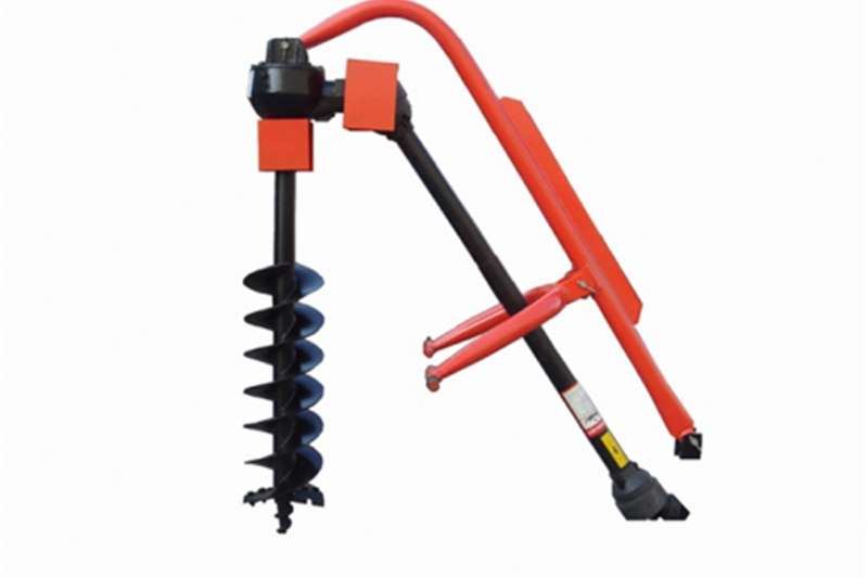 Machinery Farming We have different types of Post hole diggers that