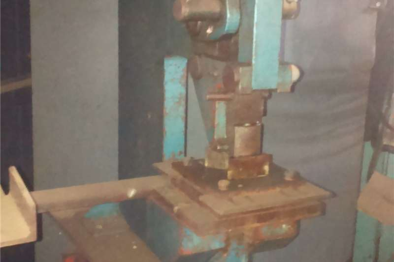 Machinery Punch machine for sale