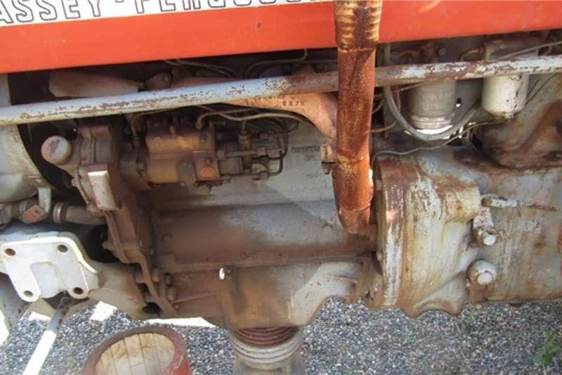 Massey Ferguson  Massey Ferguson 65 Tractor