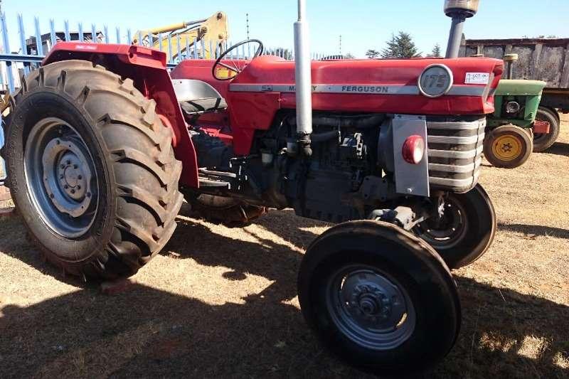 Massey Ferguson Tractors 178
