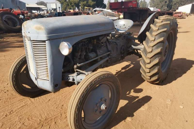 Randvaal Trekkers And Implements | trucks South Africa on