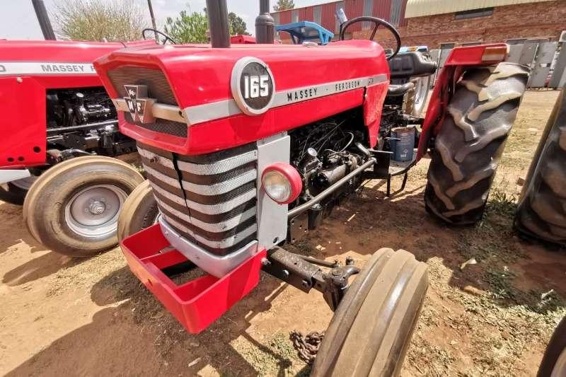 Massey Ferguson Tractors 1977 Massey Ferguson 165 1977