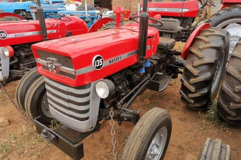 Massey Ferguson Tractors 1978 Massey Ferguson 135 1978