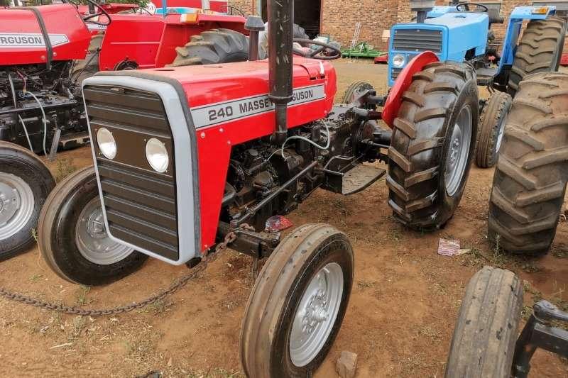 Massey Ferguson Tractors 1988 Massey Ferguson 240 1988