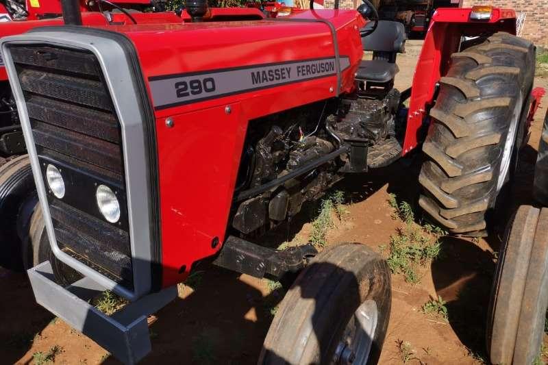 Massey Ferguson Tractors 1990 Massey Ferguson 290 1990