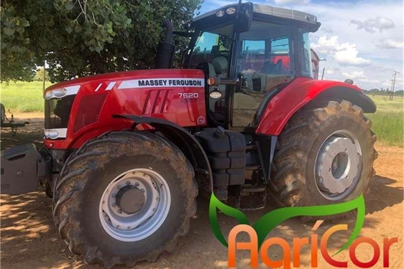 Massey Ferguson Tractors 2015