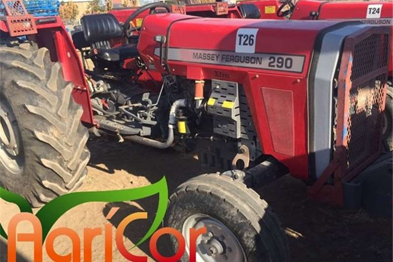 Massey Ferguson Tractors 2016