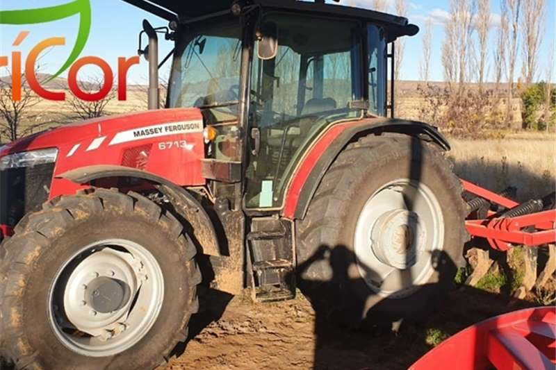 Massey Ferguson Tractors 2019