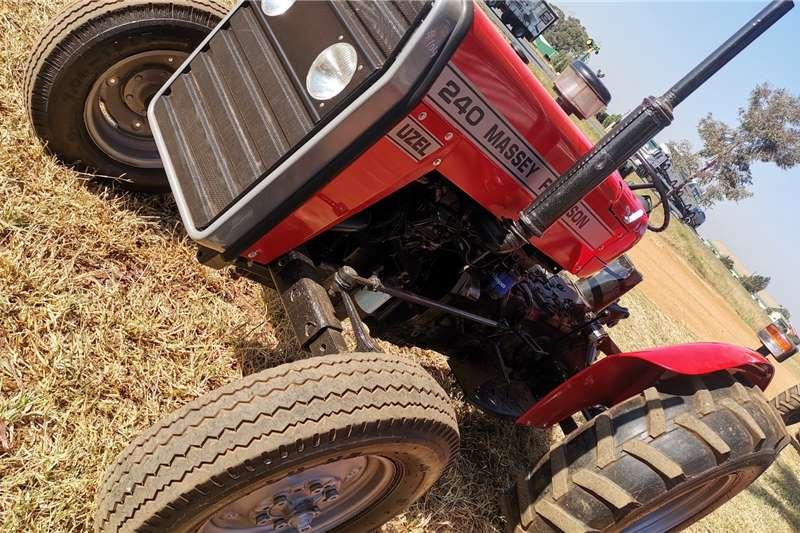 Massey Ferguson 240 Tractors