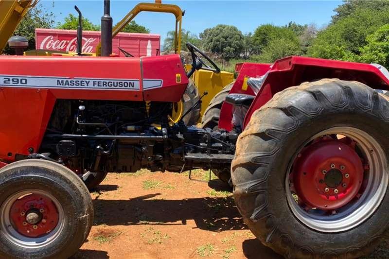 Massey Ferguson 290 Tractor Tractors