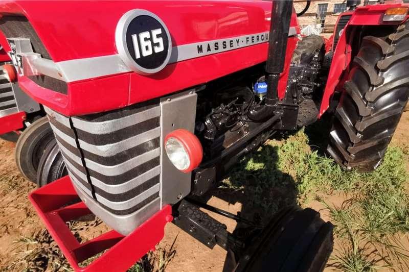 Massey Ferguson Tractors 2WD tractors 165 1977