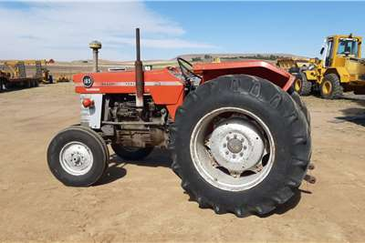 Massey Ferguson 2WD tractors 165 Tractor Tractors
