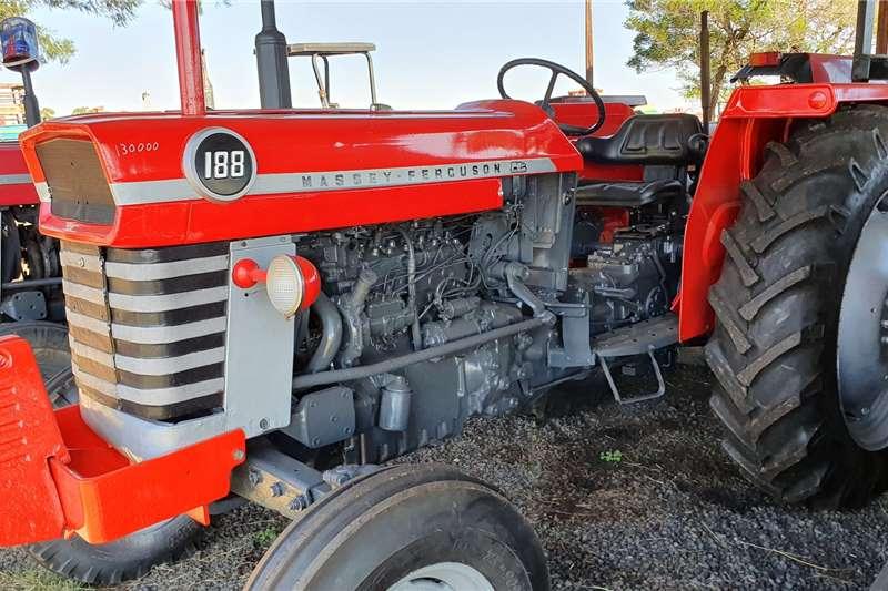 Massey Ferguson Tractors 2WD tractors 188