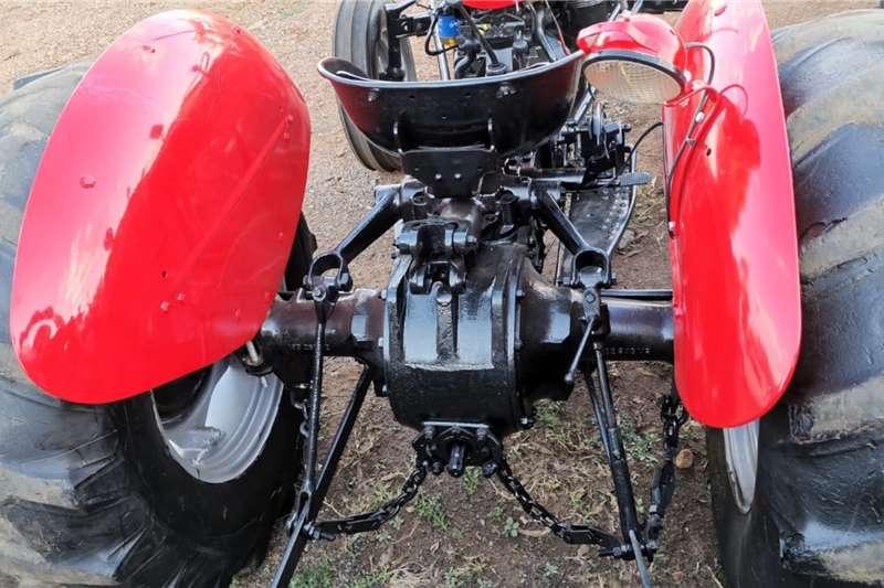 Massey Ferguson Tractors 2WD tractors 1970