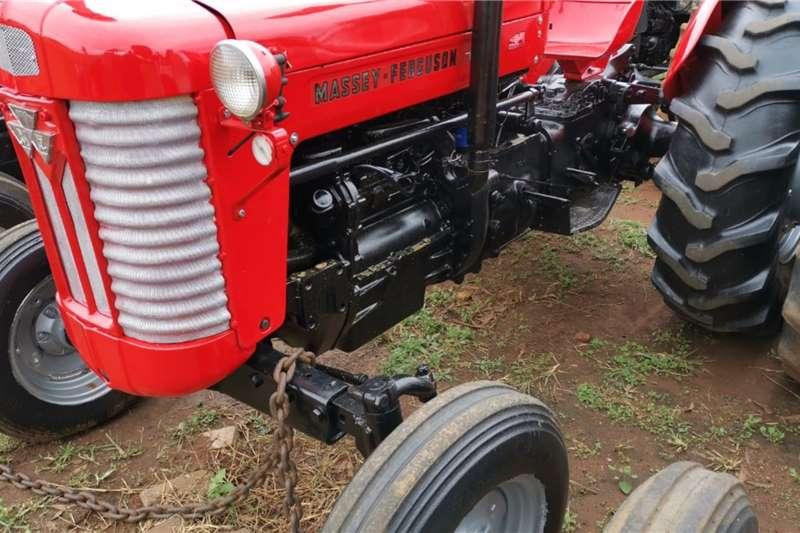 Massey Ferguson Tractors 2WD tractors 1970 MF 65 45kw