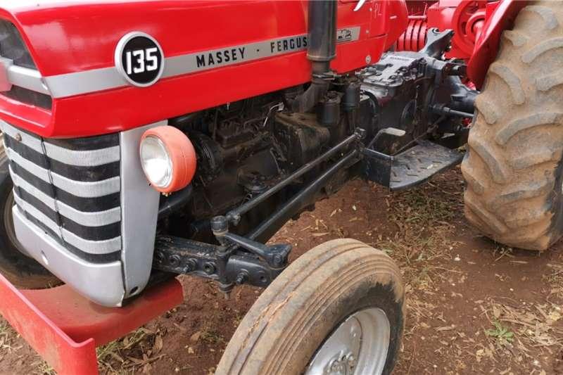 Massey Ferguson Tractors 2WD Tractors 1978 MF 135, 35kw,