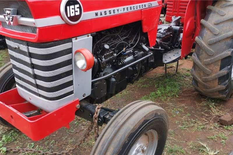 Massey Ferguson Tractors 2WD Tractors 1978 MF 165, 51kw