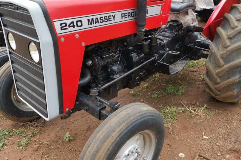 Massey Ferguson Tractors 2WD tractors 1988 MF 240, 35kw,