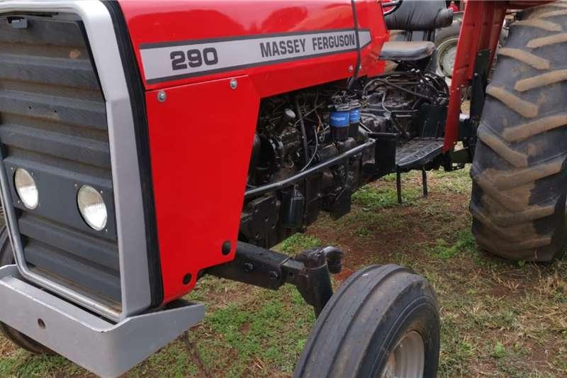 Massey Ferguson Tractors 2WD tractors 1990 MF 290 55kw