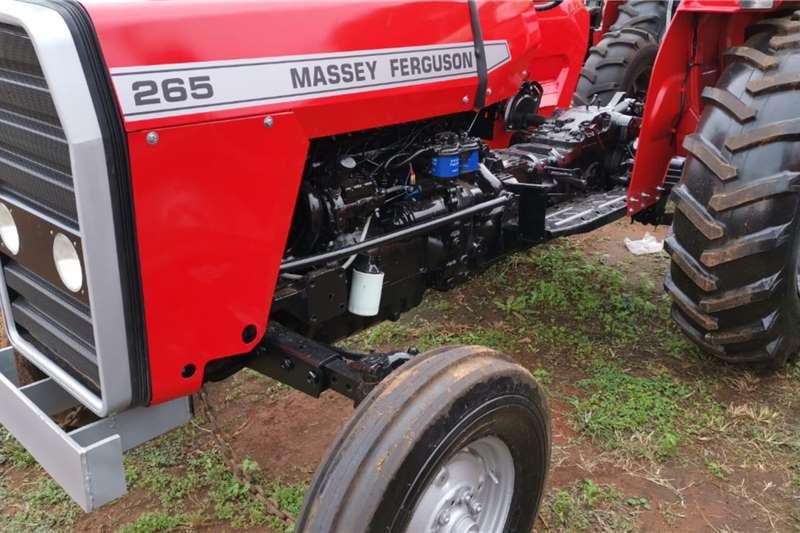 Massey Ferguson Tractors 2WD Tractors 1991 MF 265, 51kw,