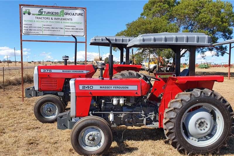 Massey Ferguson 2WD tractors 240 Tractors