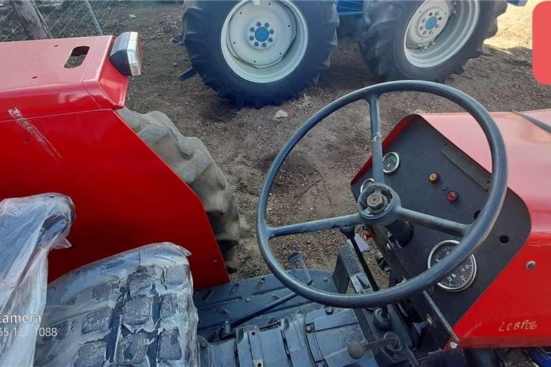 Massey Ferguson 2WD tractors 265   FULL RECON Tractors