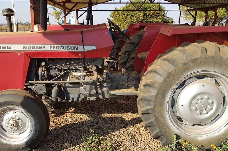 Massey Ferguson Tractors 2WD tractors 265
